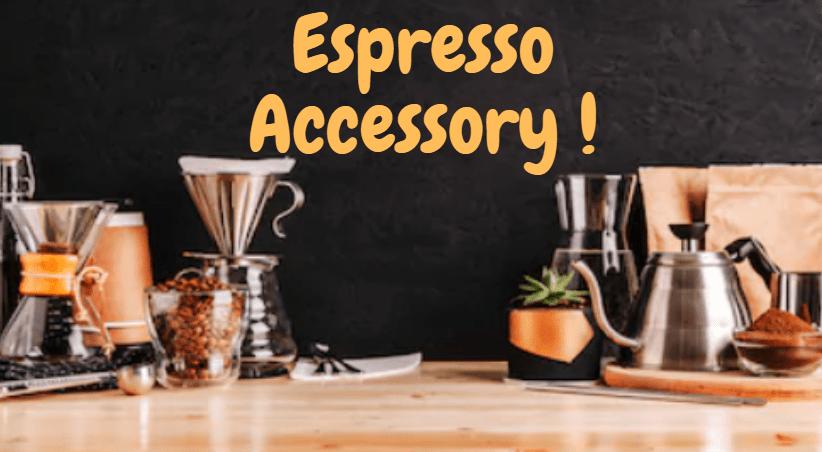 espresso accessory