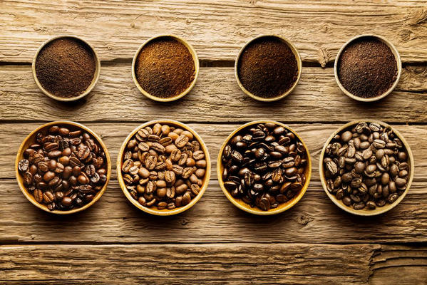 Grind Coffee Bean
