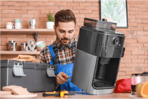How to fix a coffee maker